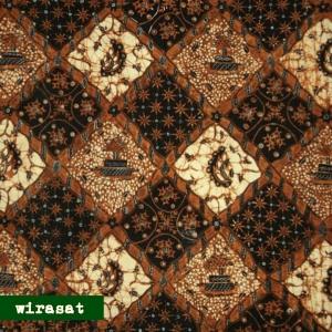 Wirasat Sebagai Simbol Firasat Dari Tuhan Kepulauan Batik