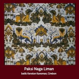 Motif Keraton Cirebon #2 – Paksi Naga Liman