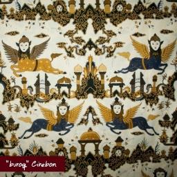 Batik Keraton Cirebon #7 – Buroq