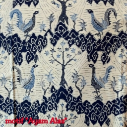 Batik Keraton Cirebon #8 – Ayam Alas